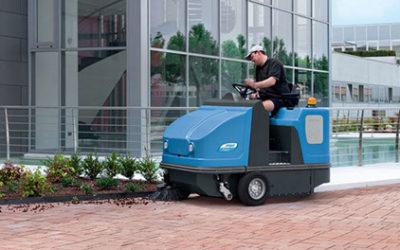 Maquinaria para limpieza de suelos