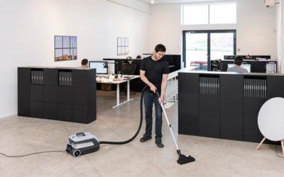 Máquinas para limpieza de moquetas y tapicerías